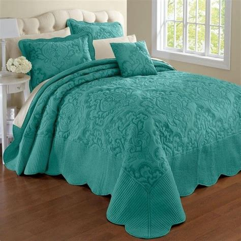 aqua quilts coverlets best 20 teal bedding ideas on pinterest