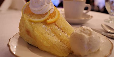 lemon layer cake general robert e lee cake recipes dishmaps main dining room at beaumont inn