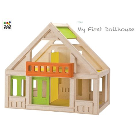 plan toys house plan toys my first dolls house 7601
