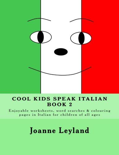 libro cool kids speak spanish libro everyday words flashcards italian di kirsteen rogers