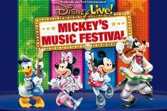 entradas para disney live entradas disney live mickey s music festival taquilla