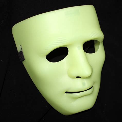New White Jabbawockeez Gloves wholesale gloves jabbawockeez mask white hip hop mask masks screaming gift