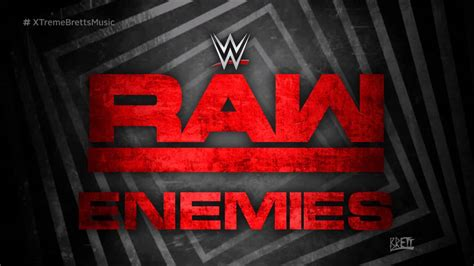 theme song raw wwe quot enemies quot by shinedown monday night raw new theme