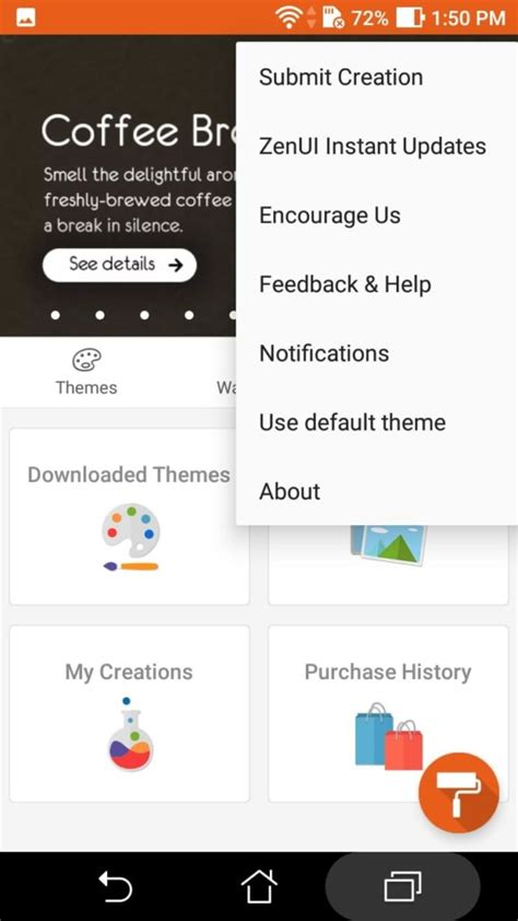 asus themes telegram asus zenfone 3s max how to change themes gadgetdetail
