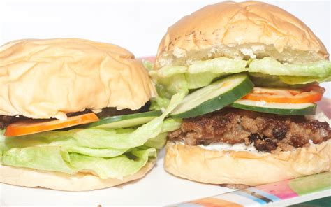 3 ways to make a veggie burger wikihow