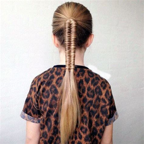 Cool Hairstyles For School by Peinados Para Ni 241 As F 225 Ciles De Hacer Paso A Paso