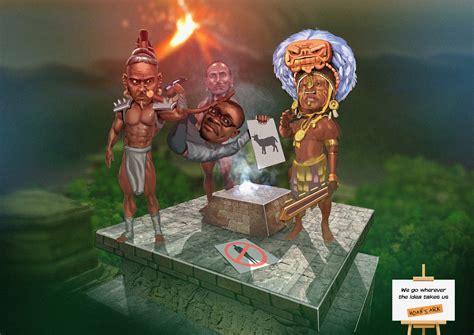 print advert  noahs ark creative mayans ads