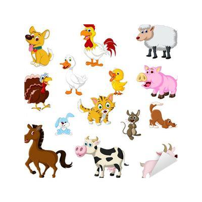 Promo Farmhouse Lemari Pakaian Multifunction Wardrobe With Cover farm animals set sticker pixers 174 we live to change