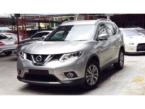 Big Promo New Nissan X Trail 2017 nissan x trail 2017 2 5 in selangor automatic suv silver for rm 129 800 3608379 carlist my
