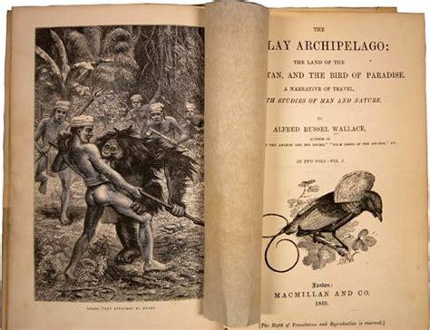 Sejarah Nusantara The Archipelago Alfred Russel Wallaco alfred russel wallace alfonslie