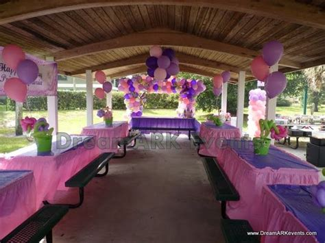 Parks To A Baby Shower by Table Covers For In Park Ideas