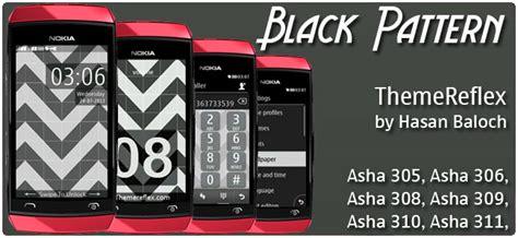 theme asha 311 gratuit black themes themereflex