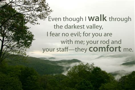 psalms of comfort psalm 23 4 inspirational bible quotes psalm 23 4 bible