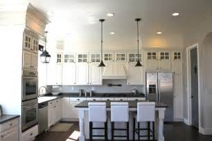 What To Do With The Space Above Kitchen Cabinets Closing The Space Above Kitchen Cabinets The Turquoise Home