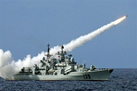 ini kapal perang china yang jadi momok bagi as