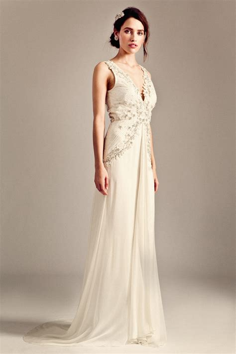 Introducing the Temperley Bridal Iris collection for 2014