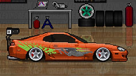 pixel car 100 pixel art car swedish cars pixelart pixelart