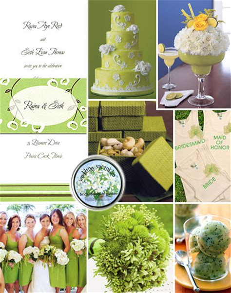 dreamgroup wedding event planners monday s montage this week s theme green