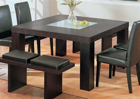global furniture dg020 dining table in wenge dg020dt
