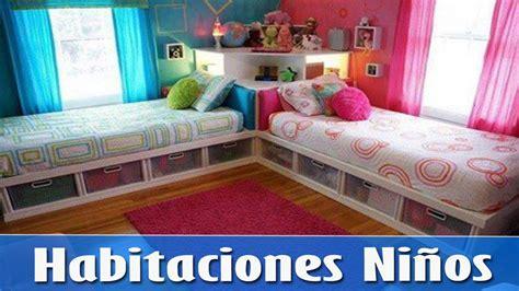 ideas economicas para decorar una recamara habitacion compartida ni 241 os ideas para organizar y