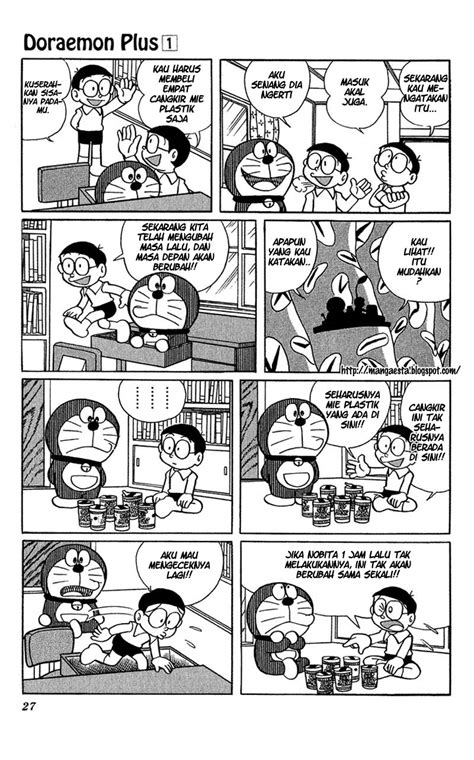 yahyabaguy | *Just Share to All : Doraemon Plus Vol 1