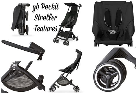 Stroller Cocolatte Pockit 2 Cl688 1 nanny to traveling made easy with gb pockit stroller chance to win