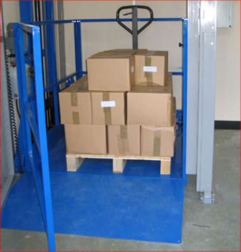 Floor Lifts by Mezzanine Goods Floor Lift Manual Handling Solutions
