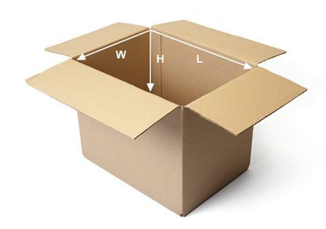 how to measure a box custom cardboard boxes