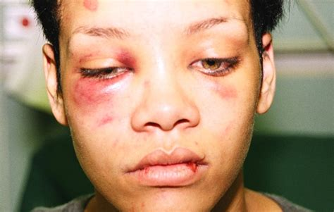 rihanna reacts to chris brown s interview about assault