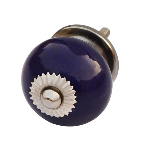 cabinet handles and knobs wholesale wholesale blue ceramic cabinet knobs in round