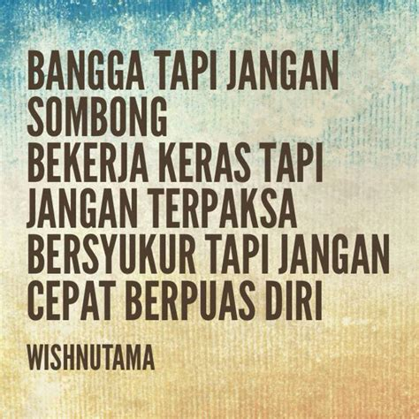 17 best images about kata bijak on wisdom quotes and itu