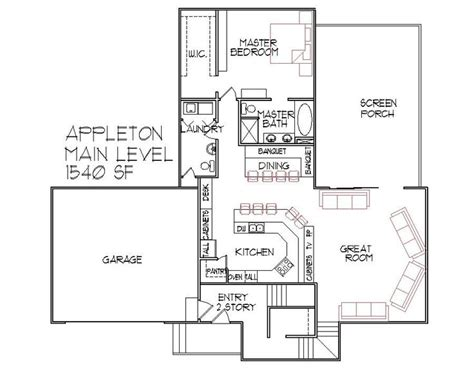 open split floor plans 3 bedroom 3 bath split level architect designed home plans