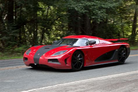 koenigsegg red on the set of the quot need for speed quot movie for a day photo