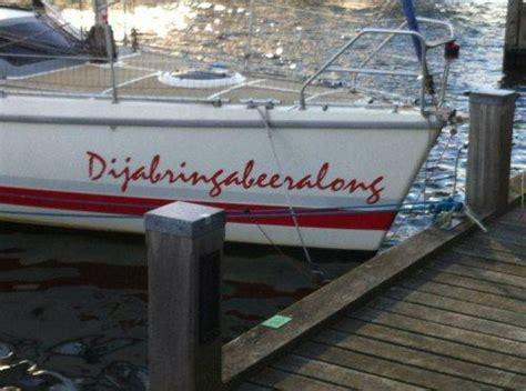 funny boat names 25 of the funniest boat names of all time pleated jeans