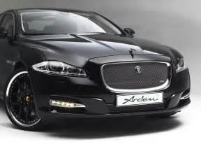 Jaguar Xj Modified New Jaguar Xj Tuned By Arden