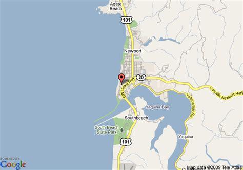 map of oregon newport comfort inn newport newport deals see hotel photos