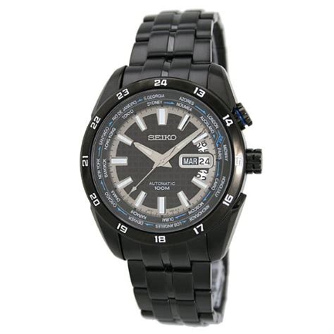 Jam Tangan Pria Snkk57 Seiko 5 Snkk57k1 mens fast track watches leather straps images page 83
