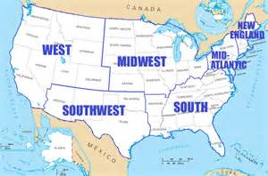 a summary of the geography of the united states of america