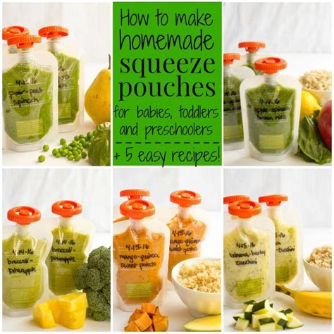 j pouch vegetables baby food pouches how to and 5 recipes family