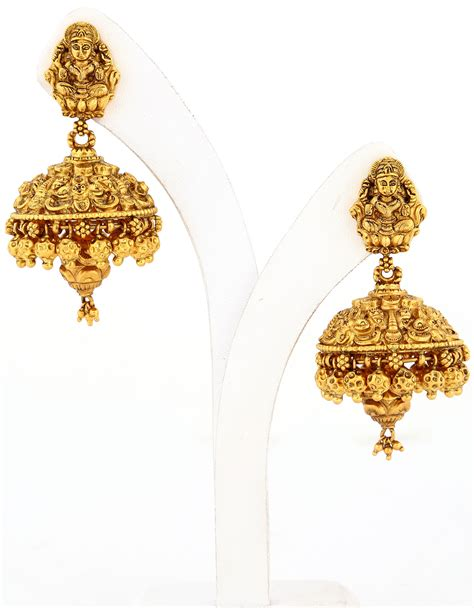 Kerala Home Design October 2015 by Gold Earrings Designs For Womenindian Gold Earrings