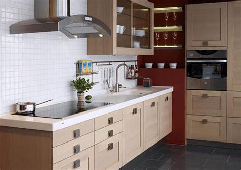 deco cuisine bois clair d 233 co cuisine bois clair