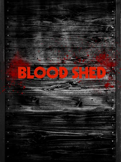Shedded Blood by Blood Shed Horror Comedy From Cat Davies To