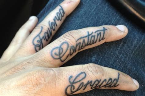 tattoo finger before after most popular tattoo designs for men