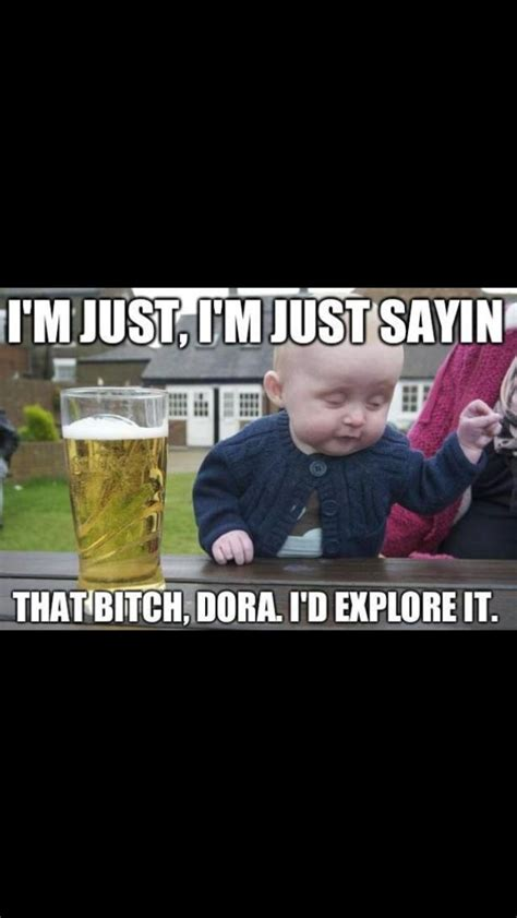 Kid Drinking Beer Meme - my favorite drunk baby meme funny pinterest drunk