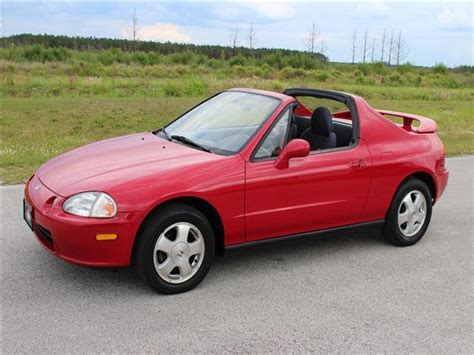 1993 Honda Sol by 1993 Honda Civic Sol Si Classic Honda Civic 1993 For