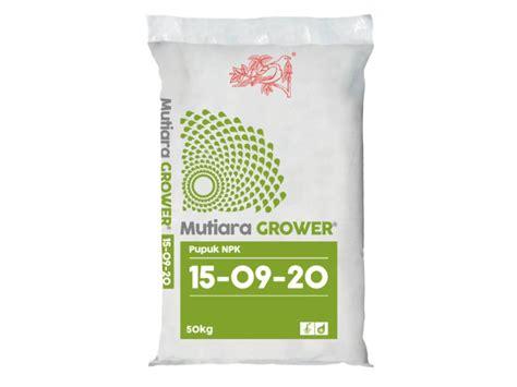 Harga Pupuk Npk Mutiara Grower supplier meroke kalinitra mojokerto