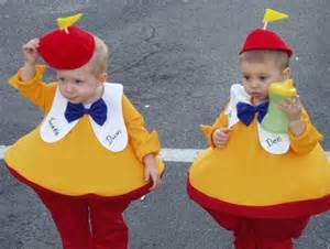 Tweedle Dee And Tweedle Dum Costumes 75 Cute Homemade Toddler Halloween Costume Ideas Parenting