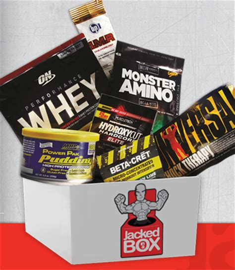 supplement geeks coupon new subscription box alert jacked in a box fitness