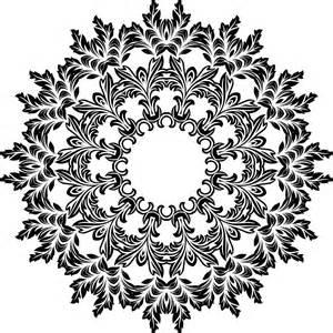 Decorative Flourish by Clipart Decorative Ornamental Floral Flourish Design 20