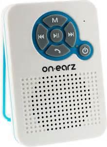 Shower Radio Bluetooth by Onearz P105 Portable Wireless Bluetooth Shower Speaker Fm
